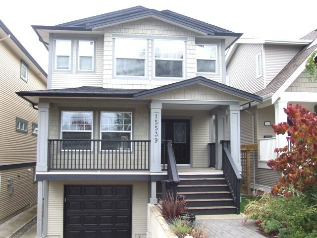 Main Photo: 15539 Thrift Ave in White Rock: Home for sale