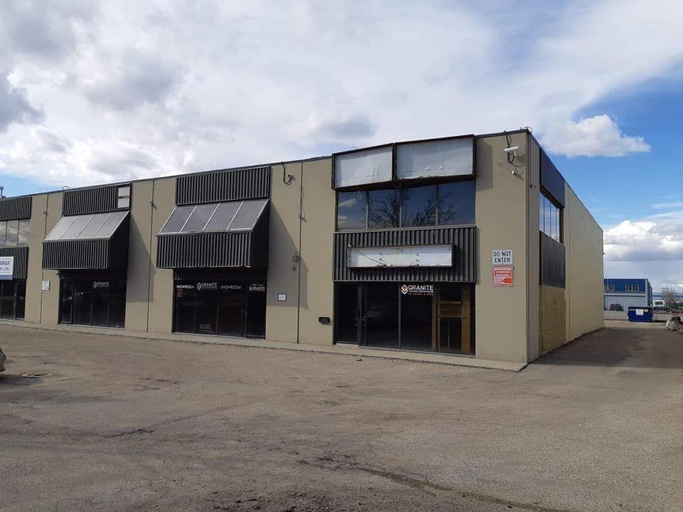 Main Photo: 16, 17 & 18 17910 107 Avenue in Edmonton: Zone 40 Industrial for sale : MLS®# E4223276