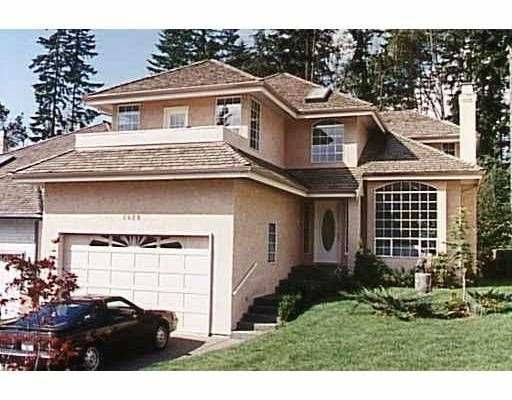 Main Photo: 1420 PURCELL Drive in Coquitlam: Westwood Plateau House for sale : MLS®# V654815