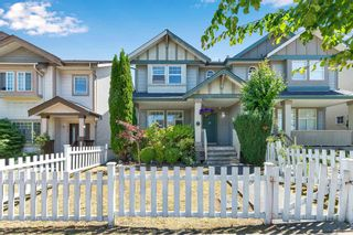 Photo 1: 6722 184 Street in Surrey: Cloverdale BC 1/2 Duplex for sale (Cloverdale)  : MLS®# R2603253