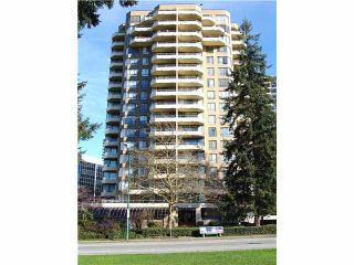 Photo 1: 1106 5790 PATTERSON Avenue in Burnaby: Metrotown Condo for sale (Burnaby South)  : MLS®# V1107765