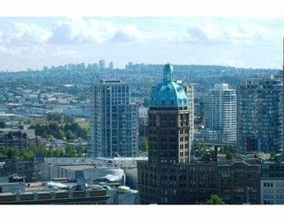 """Photo 8: 2209 438 SEYMOUR Street in Vancouver: Downtown VW Condo for sale in """"CONFERENCE PLAZA"""" (Vancouver West)  : MLS®# V669096"""