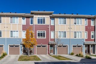 Main Photo: 310 Marquis Lane SE in Calgary: Mahogany Row/Townhouse for sale : MLS®# A1150141