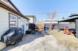Photo 27: 818 O Avenue South in Saskatoon: King George Residential for sale : MLS®# SK849335