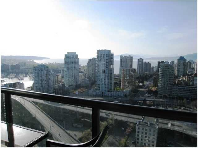 """Main Photo: 3007 501 PACIFIC Street in Vancouver: Downtown VW Condo for sale in """"THE 501"""" (Vancouver West)  : MLS®# V823610"""