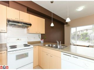 """Photo 5: 22 18701 66TH Avenue in Surrey: Cloverdale BC Townhouse for sale in """"ENCORE"""" (Cloverdale)  : MLS®# F1215196"""