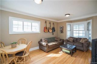 Photo 5: 891 Ashburn Street in Winnipeg: West End Residential for sale (5C)  : MLS®# 1807691