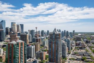 Photo 3: 2904 930 16 Avenue SW in Calgary: Beltline Apartment for sale : MLS®# A1142959