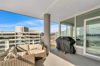 Photo 27: 802-118 Carrie Cates Court in North Vancouver: Lower Lonsdale Condo for sale : MLS®# R2542150