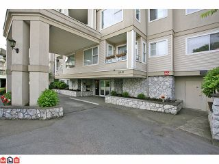 """Photo 1: 311 20120 56TH Avenue in Langley: Langley City Condo for sale in """"Blackberry Lane I"""" : MLS®# F1117783"""