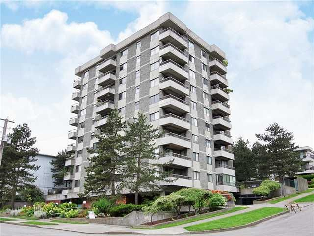Main Photo: # 504 47 AGNES ST in New Westminster: Downtown NW Condo for sale : MLS®# V1077568