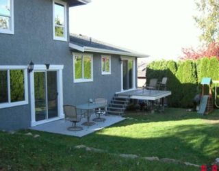 """Photo 8: 3654 HURST Crescent in Abbotsford: Abbotsford East House for sale in """"ROBERT BATEMAN PARK"""" : MLS®# F2923718"""