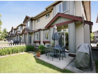 """Photo 16: 6 15168 66A Avenue in Surrey: East Newton Townhouse for sale in """"Porter's Cove"""" : MLS®# F1428816"""