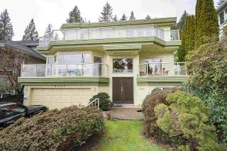 Photo 1: 2489 CALEDONIA Avenue in North Vancouver: Deep Cove House for sale : MLS®# R2540302