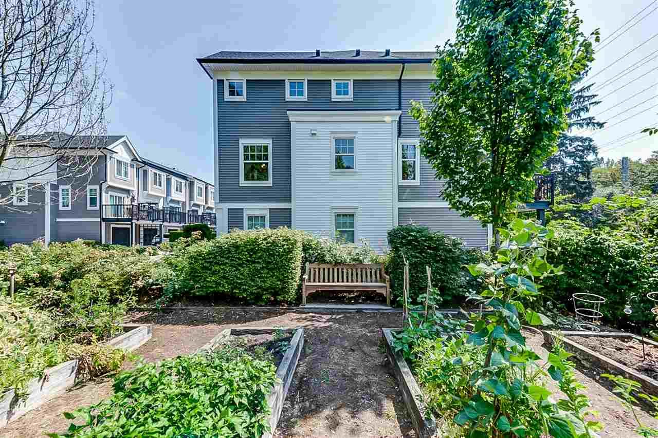 """Main Photo: 108 3010 RIVERBEND Drive in Coquitlam: Coquitlam East Townhouse for sale in """"WESTWOOD WEST"""" : MLS®# R2294603"""