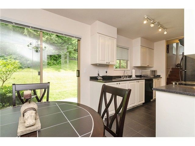 """Main Photo: # 15 21960 RIVER RD in Maple Ridge: West Central Townhouse for sale in """"Foxborough Hills"""" : MLS®# V1011348"""