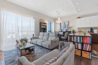 """Photo 2: 713 5399 CEDARBRIDGE Way in Richmond: Brighouse Condo for sale in """"RIVA"""" : MLS®# R2624157"""