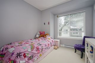 """Photo 14: 9 3395 GALLOWAY Avenue in Coquitlam: Burke Mountain Townhouse for sale in """"Wynwood"""" : MLS®# R2389114"""