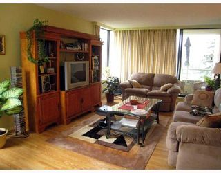 "Photo 2: 702 5790 PATTERSON Avenue in Burnaby: Metrotown Condo for sale in ""REGENT"" (Burnaby South)  : MLS®# V669364"