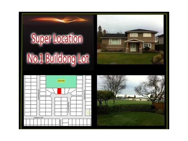 Main Photo: 9411 KIRKMOND CR in Richmond: Seafair House for sale : MLS®# V866249