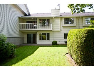 """Photo 19: 10 3054 TRAFALGAR Street in Abbotsford: Central Abbotsford Townhouse for sale in """"WHISPERING PINES"""" : MLS®# F1401504"""