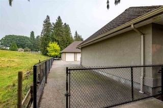 Photo 36: 1507 CLEARBROOK Road in Abbotsford: Poplar House for sale : MLS®# R2544910