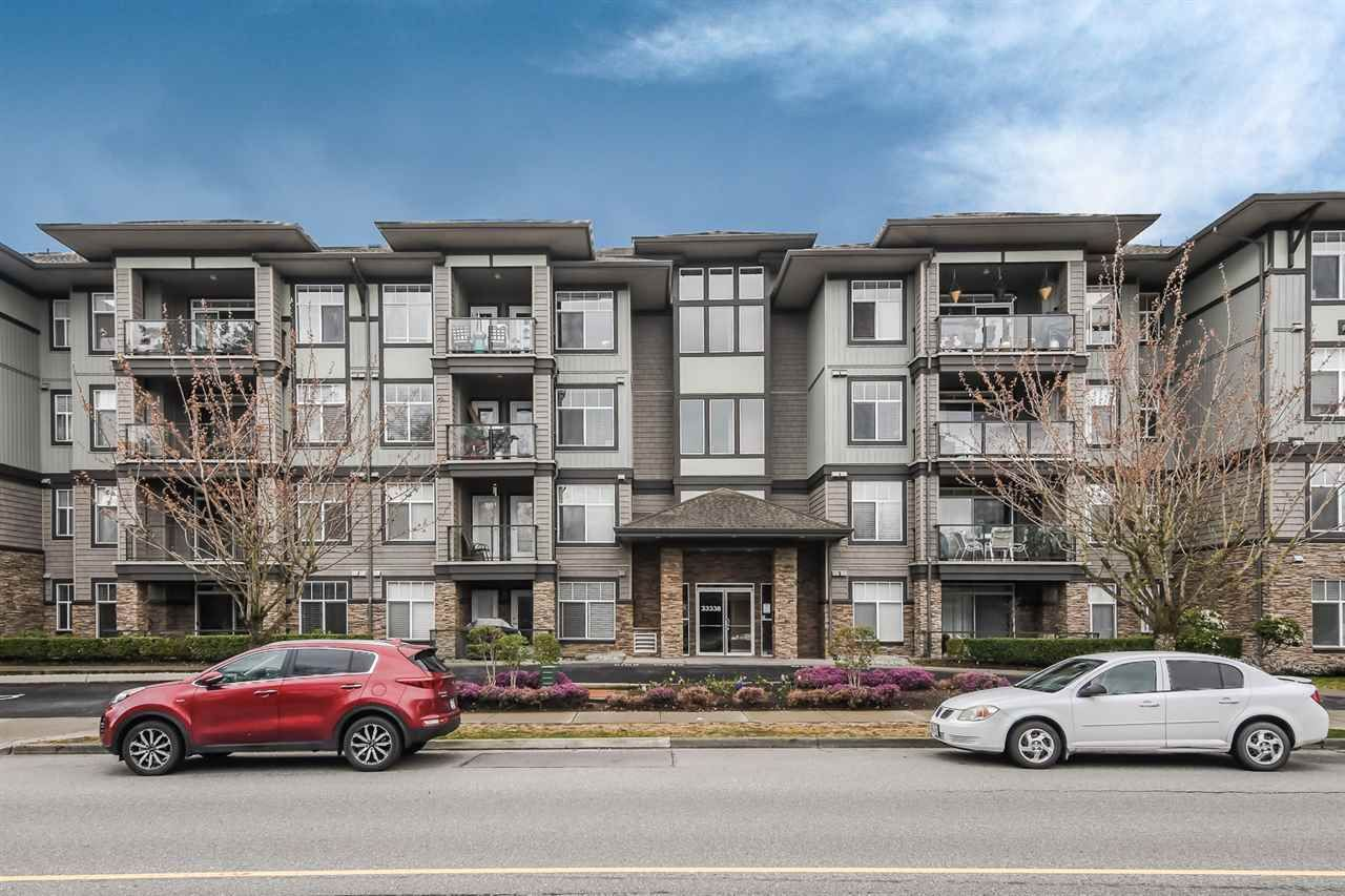 """Main Photo: 308 33338 MAYFAIR Avenue in Abbotsford: Central Abbotsford Condo for sale in """"The Sterling"""" : MLS®# R2356695"""