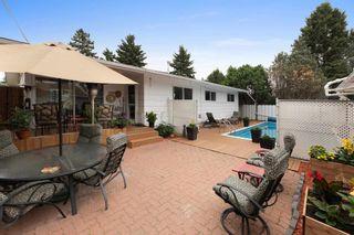 Photo 38: 8216 151 Street in Edmonton: Zone 22 House for sale : MLS®# E4257771
