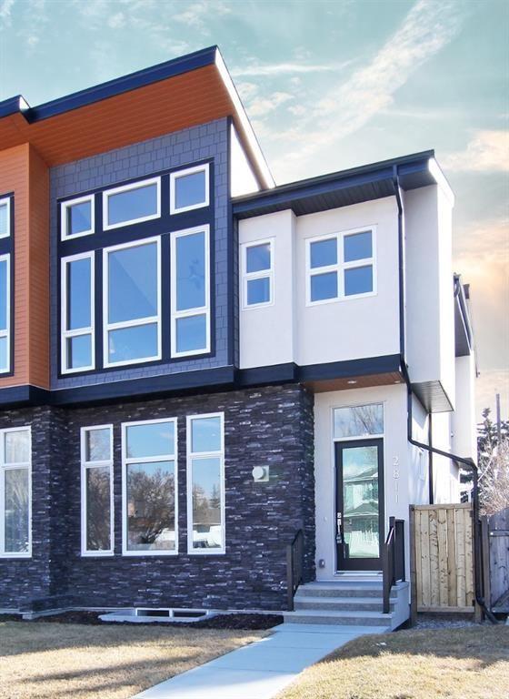 Main Photo: 2811 COCHRANE Road NW in Calgary: Banff Trail Semi Detached for sale : MLS®# A1066403