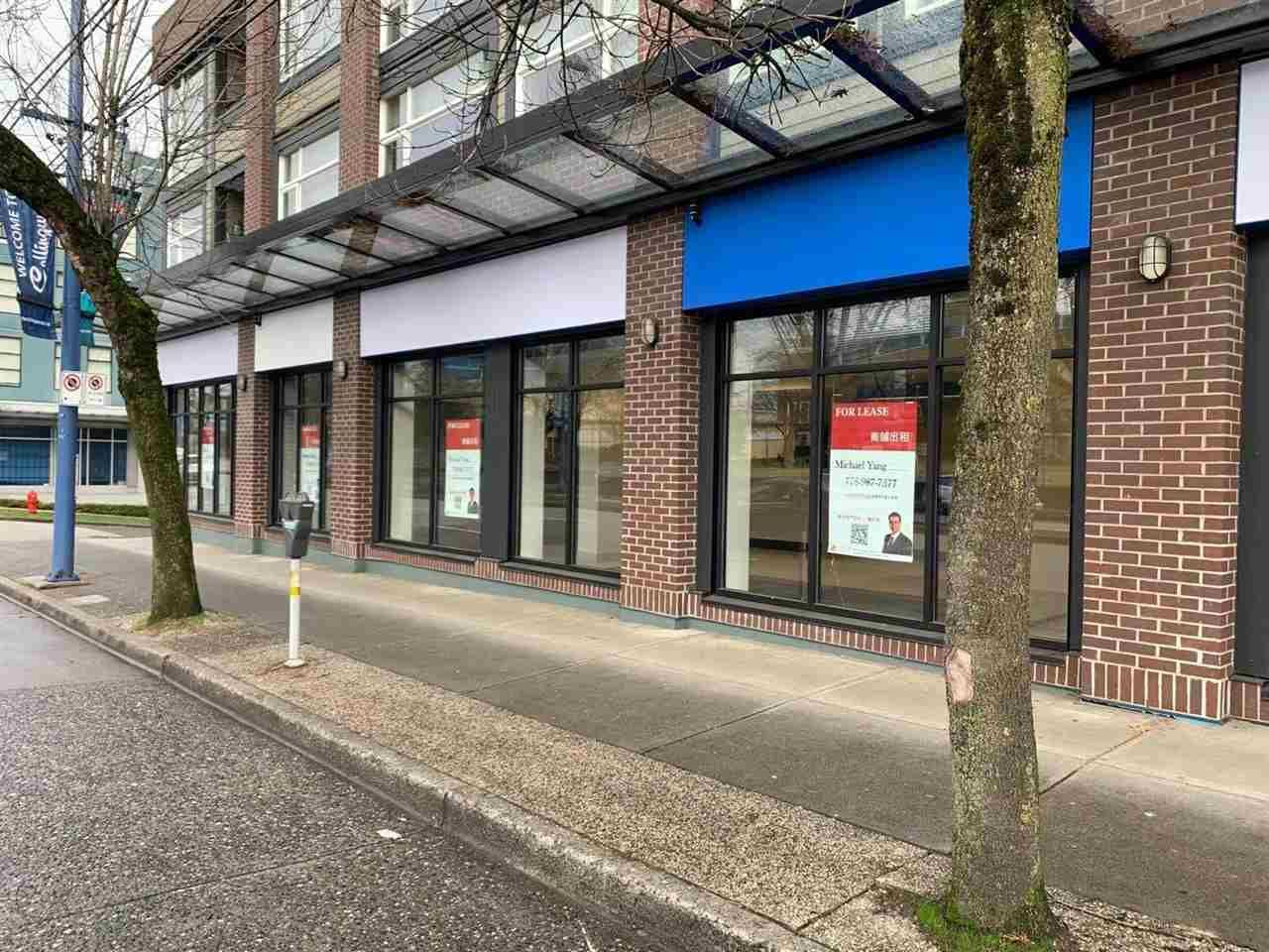Main Photo: 3263 KINGSWAY Way in Vancouver: Collingwood VE Retail for lease (Vancouver East)  : MLS®# C8036135