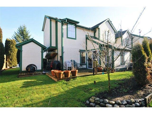"Photo 9: Photos: # 207 20675 118TH AV in Maple Ridge: Southwest Maple Ridge Townhouse for sale in ""ARBOR WYNDE"" : MLS®# V1043404"