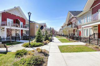 Photo 42: 203 Auburn Meadows Walk SE in Calgary: Auburn Bay Row/Townhouse for sale : MLS®# A1103923