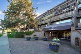 """Main Photo: 712 756 GREAT NORTHERN Way in Vancouver: Mount Pleasant VE Condo for sale in """"Pacific Terraces"""" (Vancouver East)  : MLS®# R2571505"""