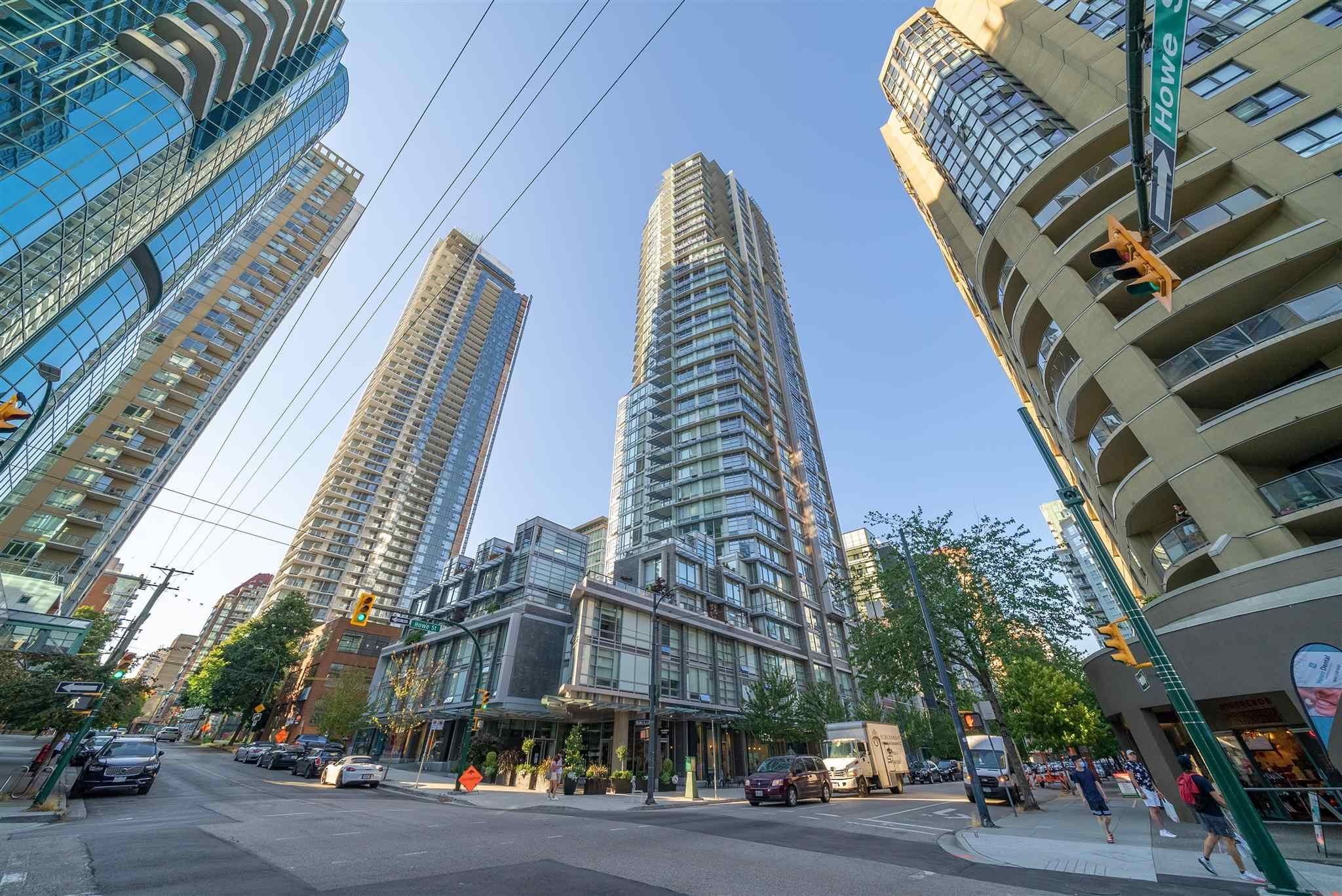 Main Photo: 3503 1283 HOWE Street in Vancouver: Downtown VW Condo for sale (Vancouver West)  : MLS®# R2607263