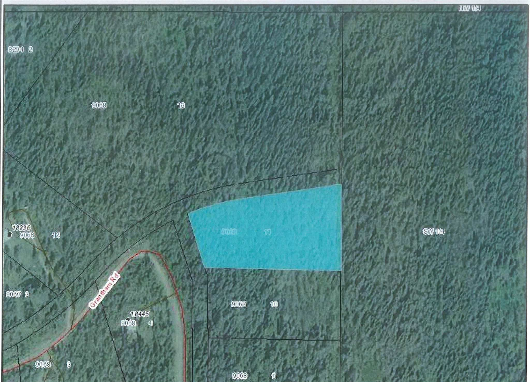 """Main Photo: LOT 11 GRANTHAM Road in Smithers: Smithers - Rural Land for sale in """"Grantham"""" (Smithers And Area (Zone 54))  : MLS®# R2604035"""