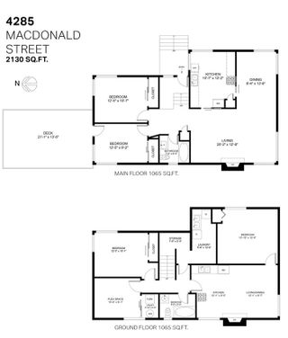 """Photo 20: 4285 MACDONALD Street in Vancouver: Arbutus House for sale in """"Arbutus"""" (Vancouver West)  : MLS®# R2551166"""