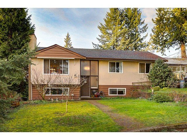 """Main Photo: 2245 MARSHALL Avenue in Port Coquitlam: Mary Hill House for sale in """"MARY HILL"""" : MLS®# R2043513"""