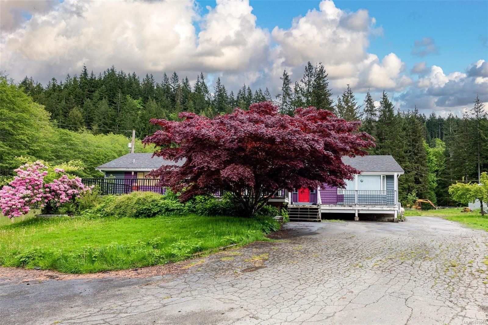Main Photo: 454 Community Rd in : NI Kelsey Bay/Sayward House for sale (North Island)  : MLS®# 875966