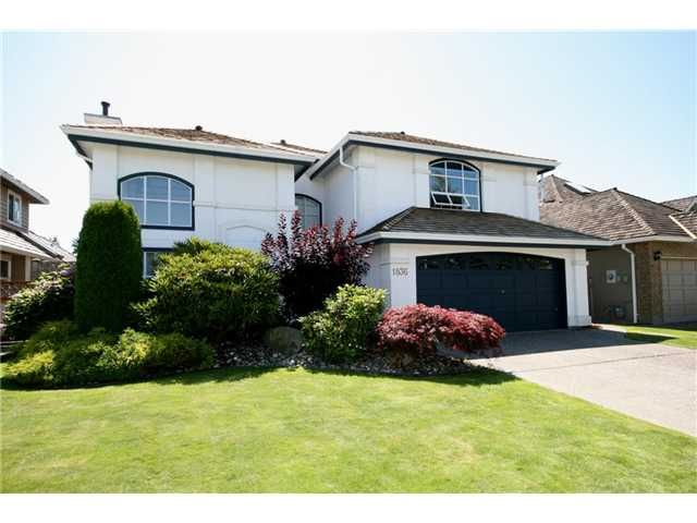 "Main Photo: 1836 GOLF CLUB Drive in Tsawwassen: Cliff Drive House for sale in ""IMPERIAL VILLAGE"" : MLS®# V924989"