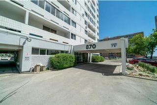 Photo 1: 908 870 Cambridge Street in Winnipeg: River Heights Condominium for sale (1D)  : MLS®# 202124855
