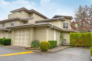 """Photo 1: 126 1386 LINCOLN Drive in Port Coquitlam: Oxford Heights Townhouse for sale in """"MOUNTAIN PARK VILLAGE"""" : MLS®# R2224532"""