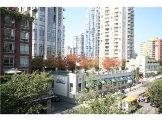 Photo 15: # 402 1155 HOMER ST in Vancouver: Yaletown Condo for sale (Vancouver West)  : MLS®# V1037431