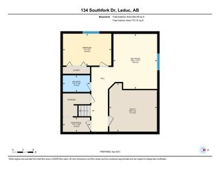 Photo 44: 134 SOUTHFORK Drive: Leduc House for sale : MLS®# E4262309