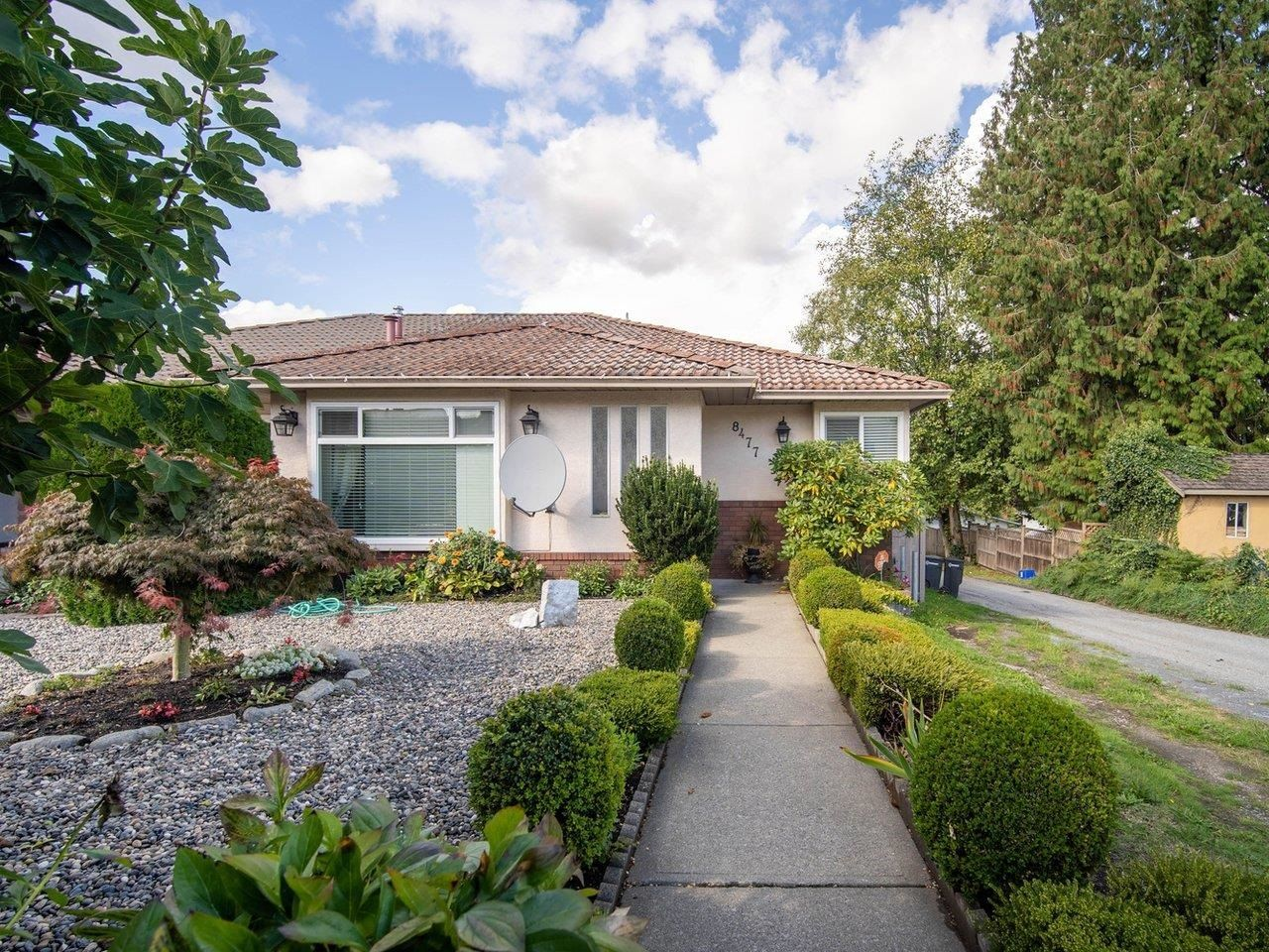 Main Photo: 8477 16TH Avenue in Burnaby: East Burnaby 1/2 Duplex for sale (Burnaby East)  : MLS®# R2623605