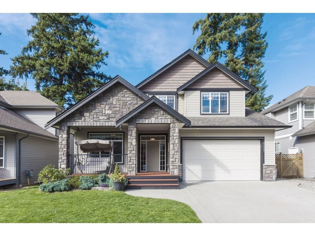 """Main Photo: 44497 BAYSHORE Avenue in Chilliwack: Vedder S Watson-Promontory House for sale in """"WEBSTER LANDING"""" (Sardis)  : MLS®# R2618271"""