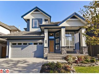 """Photo 1: 3458 150TH Street in Surrey: Morgan Creek House for sale in """"WEST ROSEMARY HEIGHTS"""" (South Surrey White Rock)  : MLS®# F1127605"""
