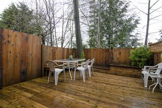 """Photo 11: 249 BALMORAL PL in Port Moody: North Shore Pt Moody Townhouse for sale in """"BALMORAL PLACE"""" : MLS®# V987932"""