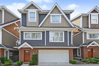 "Photo 1: 39 15988 32 Avenue in Surrey: Grandview Surrey Townhouse for sale in ""BLU"" (South Surrey White Rock)  : MLS®# R2388879"