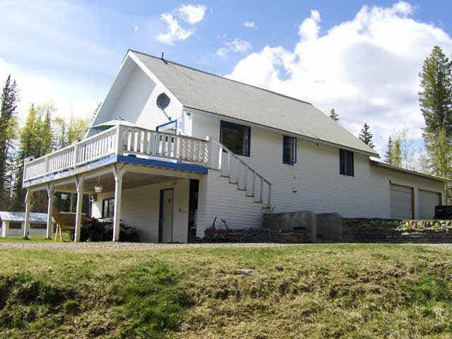 Main Photo: 1025 RAINBOW ROAD in : Quesnel - Rural West House for sale : MLS®# N201277