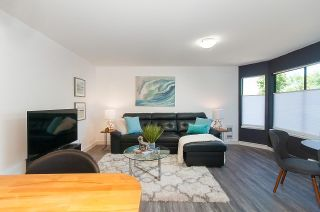 "Photo 2: 102 2224 ETON Street in Vancouver: Hastings Condo for sale in ""ETON PLACE"" (Vancouver East)  : MLS®# R2306360"